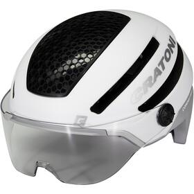 Cratoni Commuter Pedelec Helmet white matte